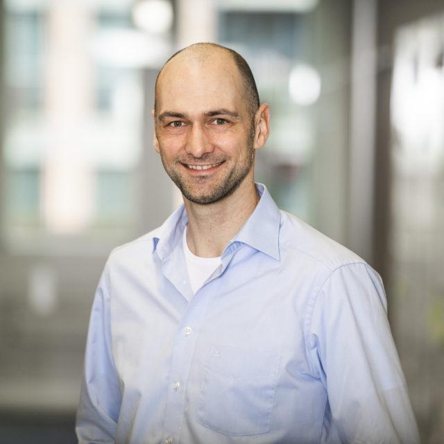 Manuel Schwarz, Teamleiter Development