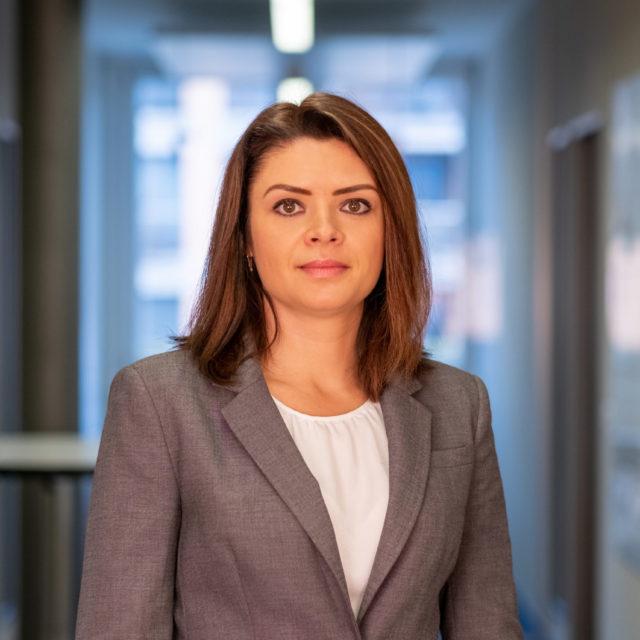 Svetlana Afansjeva, Junior Software Engineer